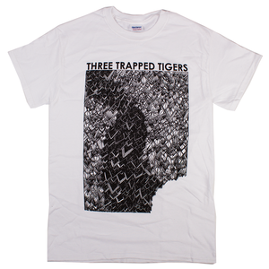 Three Trapped Tigers -  T-Shirt