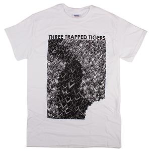 Three Trapped Tigers -  T-Shirt