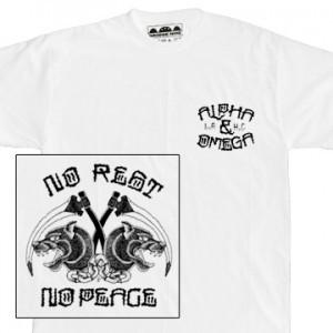 Alpha & Omega 'Scythe/Wolves' T-Shirt