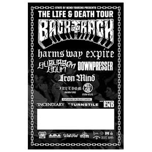 V/A 'Life & Death' Poster