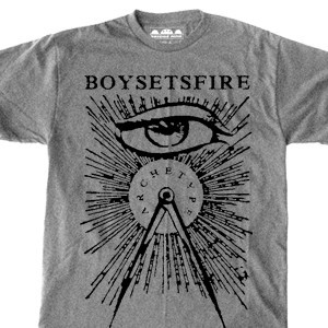 Boysetsfire 'Archetype' T-Shirt