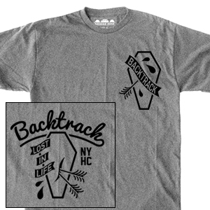 Backtrack 'Coffin' T-Shirt