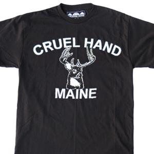Cruel Hand 'Maine' T-Shirt