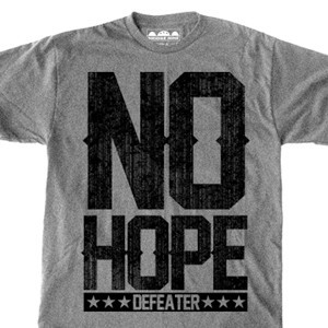 Defeater 'No Hope' T-Shirt