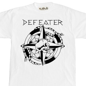 Defeater 'Skull Compass' T-Shirt