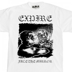 Expire 'Face The Mirror' T-Shirt