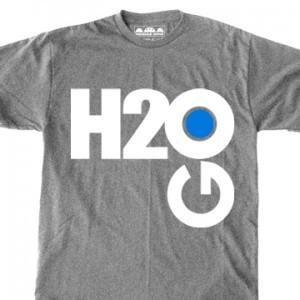 H2O 'HBO Go' Gray T-Shirt