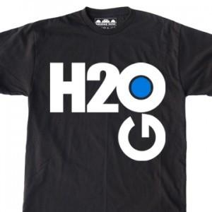 H2O 'HBO Go' Black T-Shirt