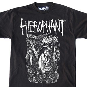 Hierophant 'Woman' T-Shirt