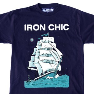 Iron Chic 'Ship' T-Shirt