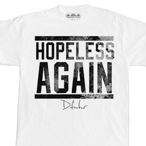 Defeater 'Hopeless Again' T-Shirt