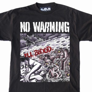 No Warning 'Ill Blood' T-Shirt