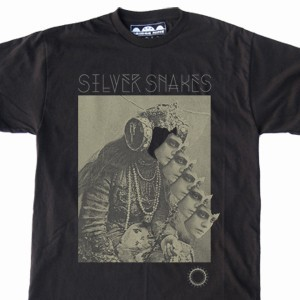 Silver Snakes 'Maria G' T-Shirt
