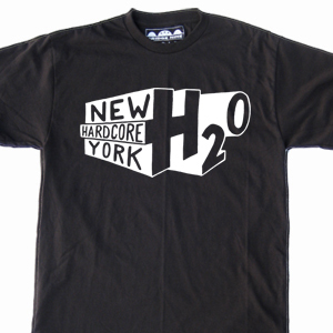 H2O 'Block' T-Shirt