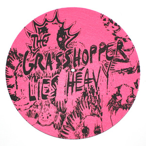 The Grasshopper Lies Heavy Vinyl Slipmat