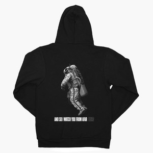 And So I Watch You From Afar - Astronaut Hoody