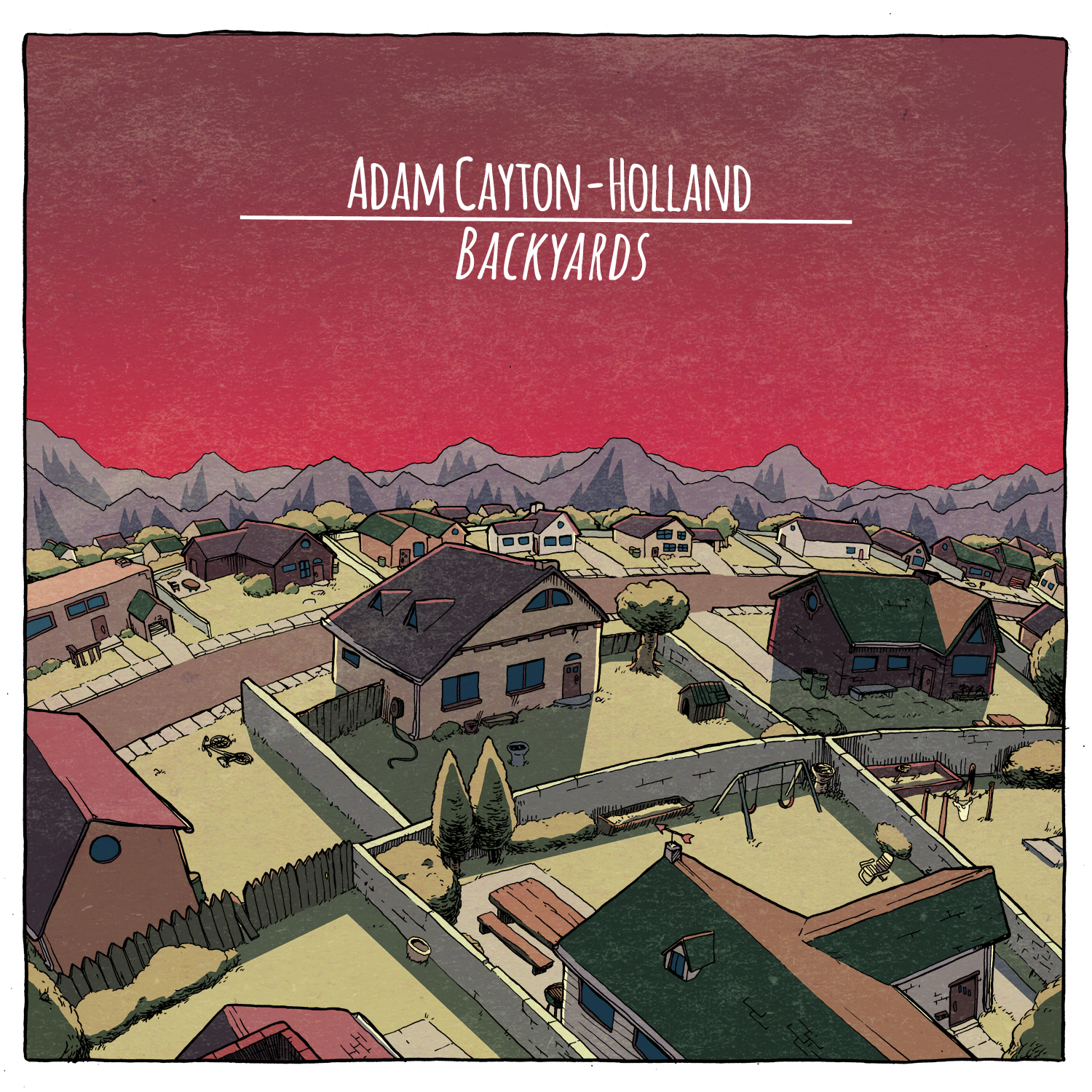 Greater Than Collective Adam Cayton Holland Backyards