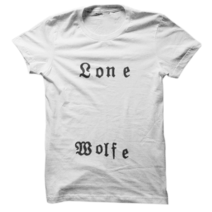 Chelsea Wolfe - Lone Wolfe T-Shirt - White