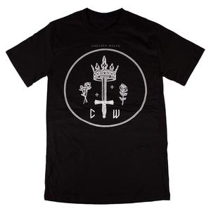 Chelsea Wolfe - Queen of Swords - T-Shirt - Black