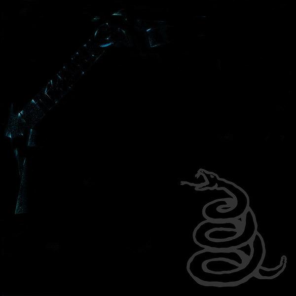 Metallica - Metallica (The Black Album) 2xLP