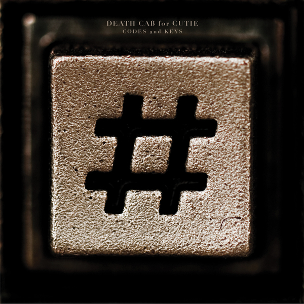 Death Cab For Cutie - Codes and Keys 2xLP