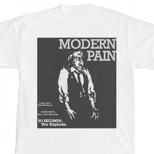 Modern Pain 'Scanners' T-Shirt