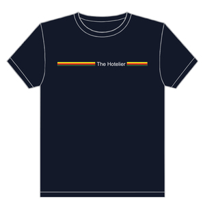 The Hotelier - Stripes Tee