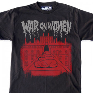 War On Women 'S/T' T-Shirt