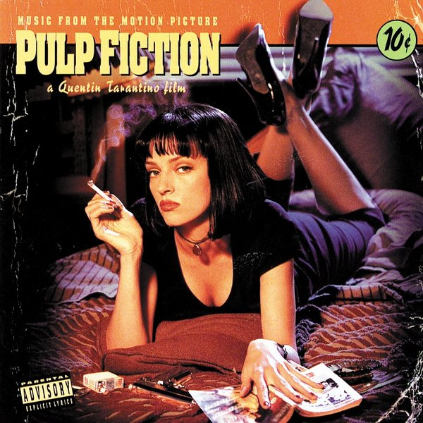 Pulp Fiction - Original Motion Picture Soundtrack 2xLP