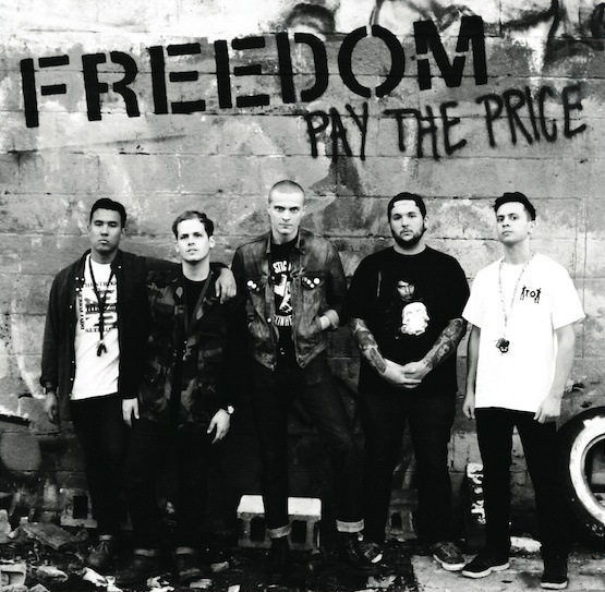Freedom - Pay The Price 7