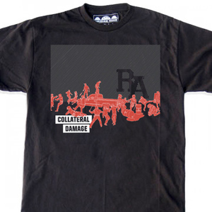 R.A. 'Collateral Damage' T-Shirt