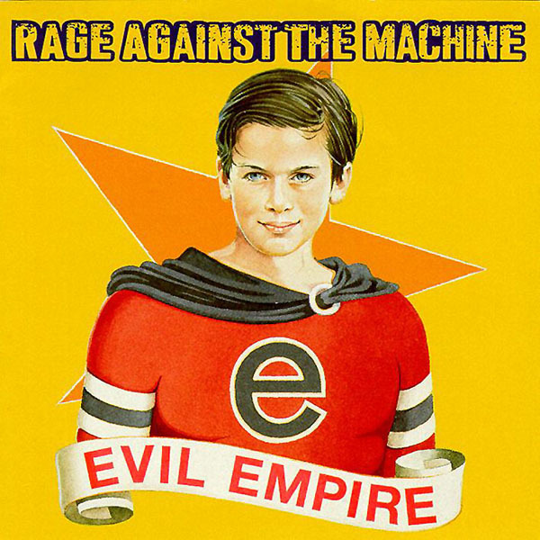 Rage Against The Machine - Evil Empire LP