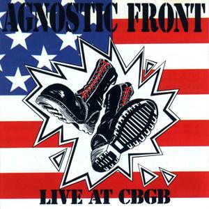 Agnostic Front 'Live at CBGB'
