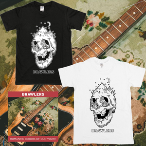 Brawlers - Romantic Errors Of Our Youth - CD & Tee Bundle
