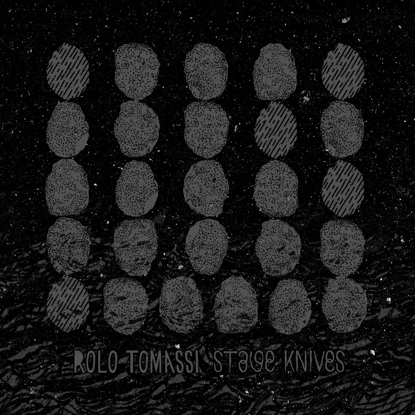 Rolo Tomassi - Stage Knives digital single