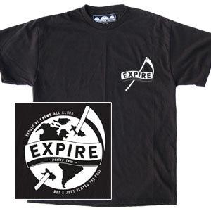 Expire 'Globe' T-Shirt