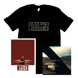 Mylets - T-Shirt & Vinyl Bundle