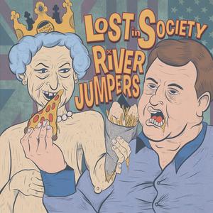 River Jumpers/Lost in Society Split - PSR SPLIT SERIES VOL 1