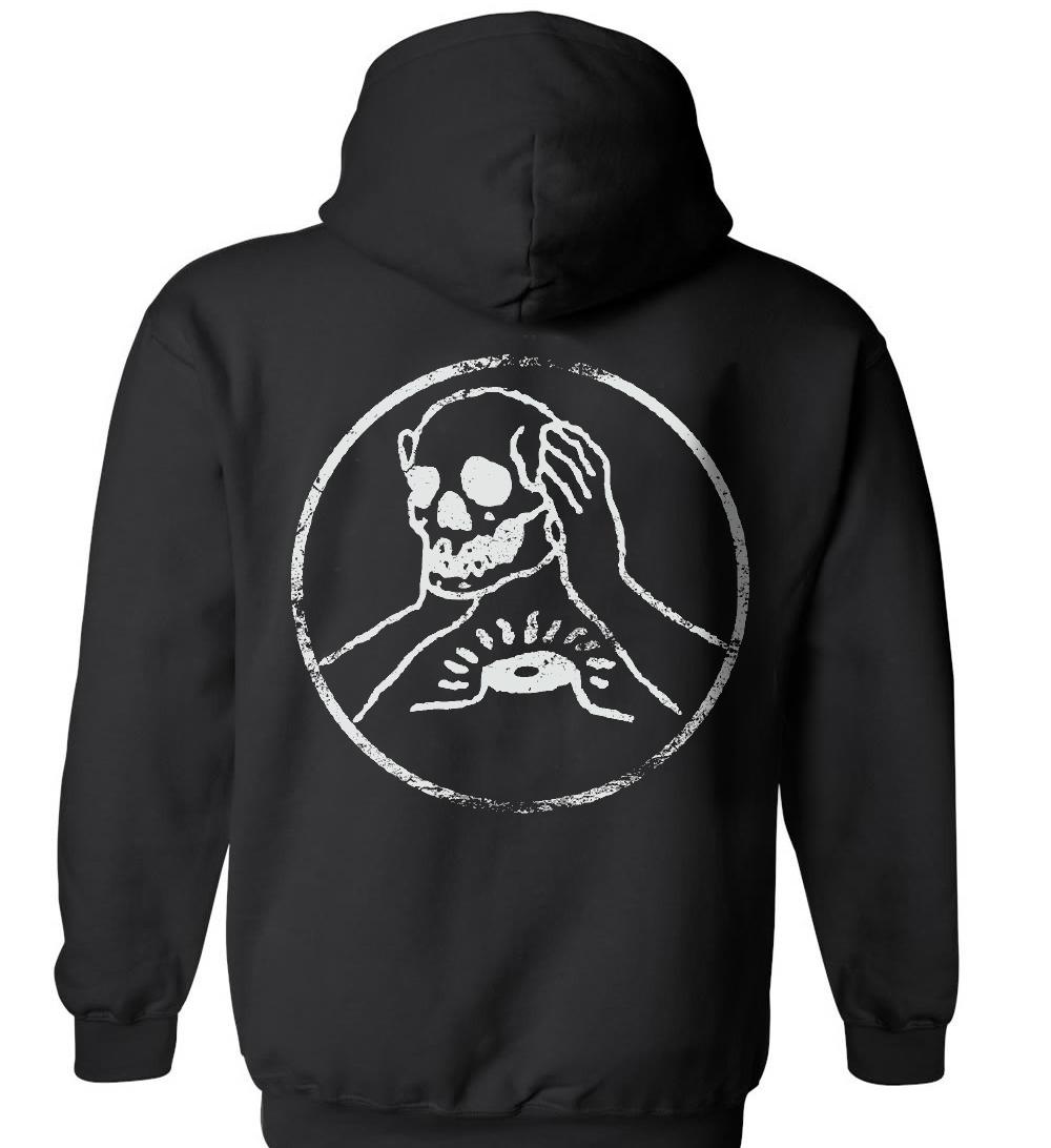 HGLee Printed Personalized Custom Browning Deer Classic Men Hoodie Hooded Sweatshirt