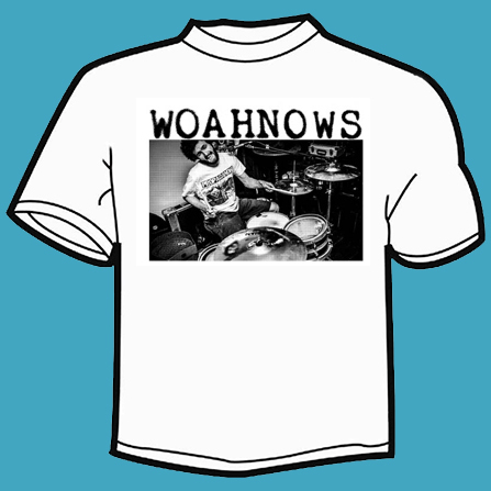 Woahnows - T-Shirt
