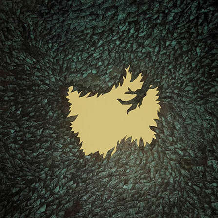 Hop Along - Get Disowned LP/CD