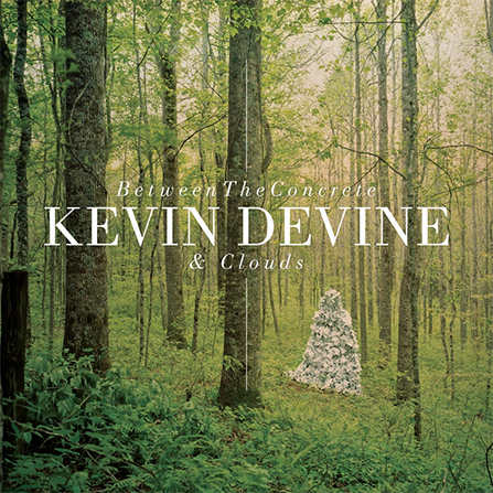 Kevin Devine - Between The Concrete And The Clouds - CD