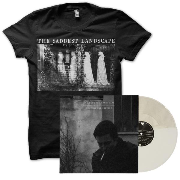 The Saddest Landscape - You Will Not Survive T-Shirt Bundle