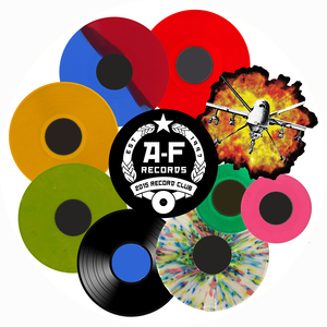 A-F Records 2015 Record Club