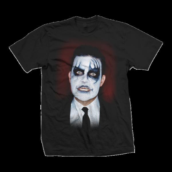 Unisex Let Me Entertain You Tour Black T-Shirt