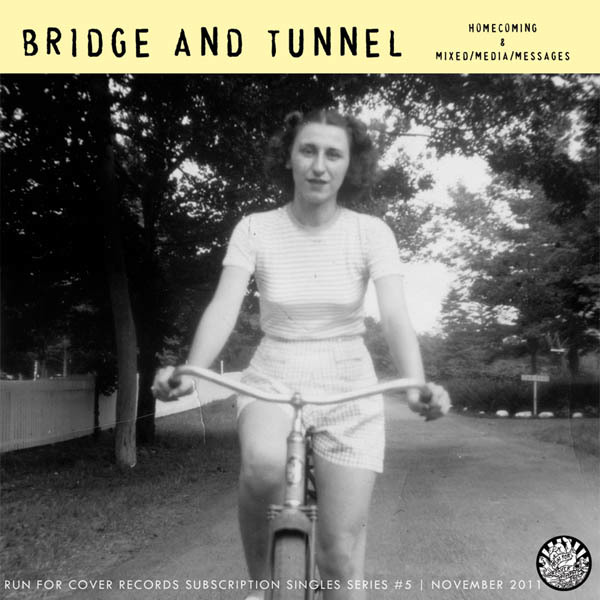 Bridge and Tunnel - Homecoming b/w Mixed/Media/Messages