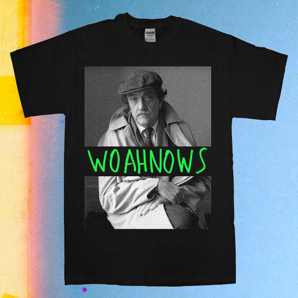 Woahnows - Kurt Vonnegut T-Shirt