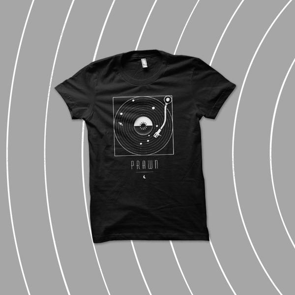 Topshelf Records Prawn Solar System Shirt