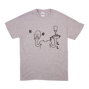 Krill - Grey T-Shirt