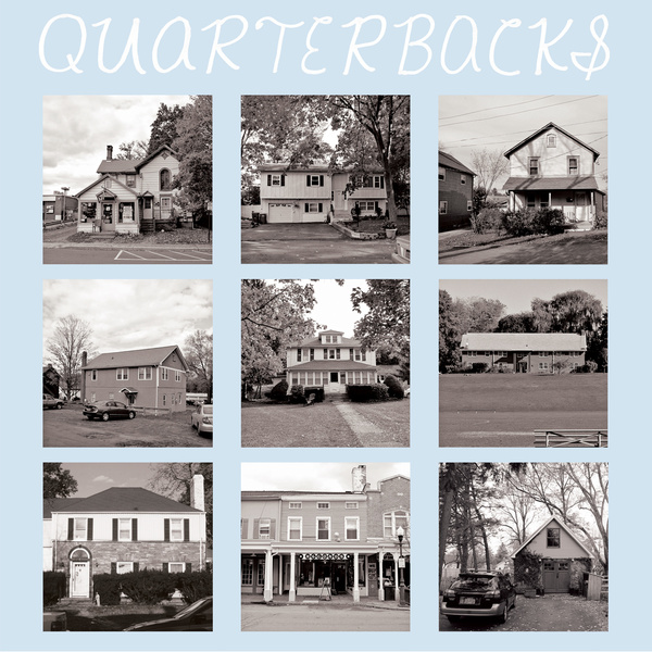 QUARTERBACKS 'QUARTERBACKS' (LP/CS)
